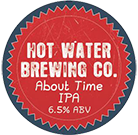 About Time IPA - Hot Water Brewing