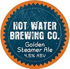 Golden Steamer - Hot Water Brewing